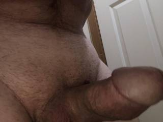 What lady wants to suck my husbands thick cock?