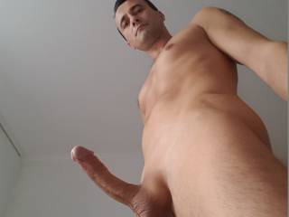 He loves to expose and show