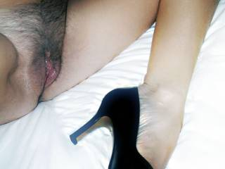 Mmm yes I do!!!  I would Love to crawl between your sexy legs and give your sweet pussy a good tongue lashing until you couldn't stand it any longer then slide my rock hard cock into you and fuck you for hours sexy!!!!
