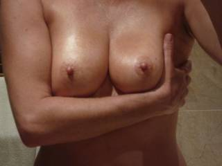 love the VIEW - got my VOTE, love to give your HOT TITS my TONGUE COCK n CUM -O_O-