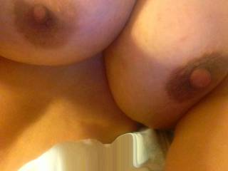 Damn, I'm glad you love sharing, I'd love to share some cum all over those beauties!