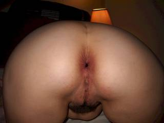 Mature ass hole that open up naturally and need some attention...