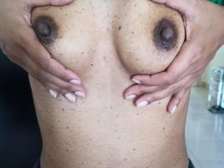 Wife fucks an uncut black cock and tells husband how she creamed all over the mushroom head