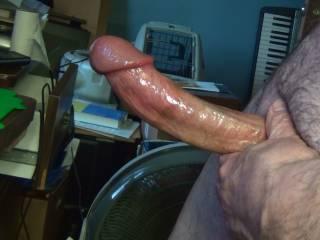 throat tickler...