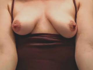 My tits need sucked and fucked.. Cum all over them, and I will lick them clean. 👅