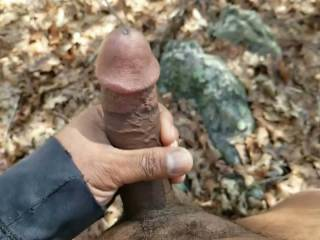 Getting some fresh air got me so horny. Inspired me to cum all over the huge naturals of AnBU...