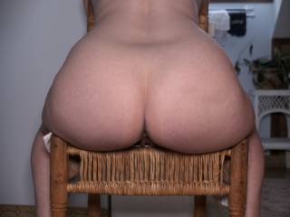 Do you like my ass in this chair shot?