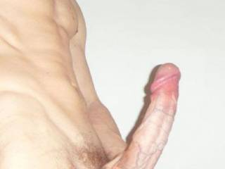 wow nice rod, and my hands would be grasping your hot ass not your cock, my lips would have to get around that massive meat or be shoved down it