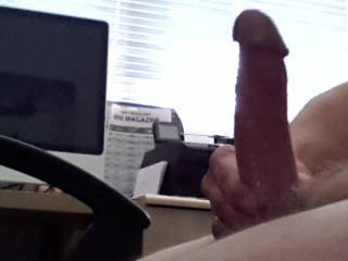 Having a wank while watching my favourite porn movie