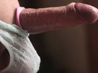 I love the feeling off soft panties on my skin, do you? x