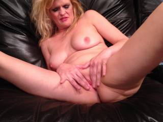 I\'m masturbating for 3 of my hubby\'s friends.  I think they had a good time.  I know I did!
