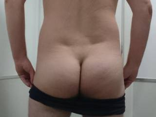 For those ladies who like a cute bum to grab onto