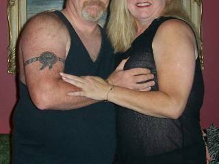 Oooooh a double delight! You are a superb looking couple and we fancy the heck out of you both! A perfect Pair xxx xxx xxx