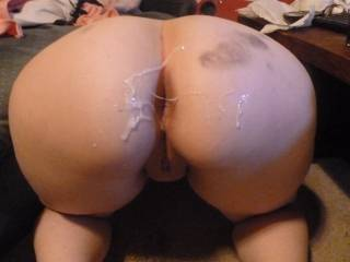 You have a beautiful asshole!  I bet it tastes delicious!  Can I lick it PLEASE?