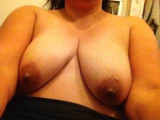 Irma is a Mexican MILF in SA who loves sending me photos of her tits