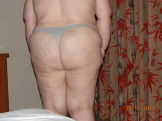 My fat bum