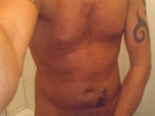 My nude Body Shot