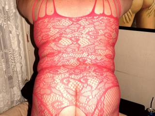 Amazing how her backside keeps me trapped in it\'s net, not that I complain. 