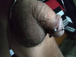 Full balls, soft cock needs attention!