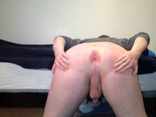 let me milk ya cock while rimming your hot ass
