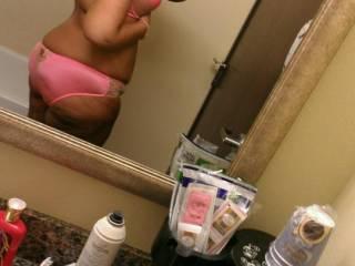 Love her shapely ass