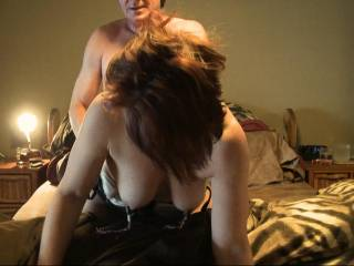 love your tits and that hot action - what was the verdict on the clips?