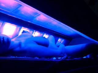 WOW -- you did it!   What an amazing, hot, sexy vid.  I agree with Mr - love the lighting and the angle.  So hot to know that you were being so bad in the tanning bed -- incredible Mrs GT!