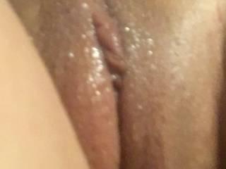 Wet moist pussy