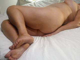 Impromptu quick nude snaps.