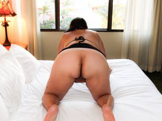 I've got a great view to get fucked!