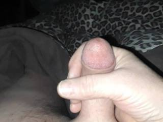 Quicky after seeing several vids here  not a strong cum but felt good