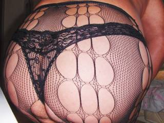 fishnet pantyhose