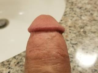 Away from home and wish i had my wife\'s magic mouth to fuck right now!