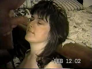 very sexy to think about how many loads of cum she has taken onher face since this video was done.