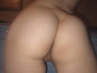 oh definitely! Beautiful ass - love to slowly spreading your cheeks, tonguing your lips before sliding my thick throbbing cockin feeling youthrust back and squeeze me while my fingers reached around to tease your wet clit!