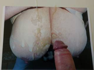 Mrs. Bigtits40f wanted more cum & I was more than happy to please her.