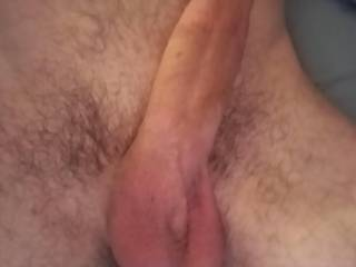 Just my dick.
