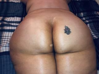 Oily little ass