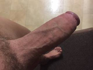 Just another day with my swollen cock so thought I'd share.