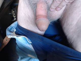 my small big headed cock...