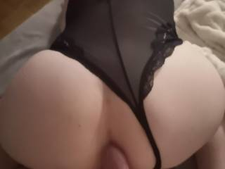 Sexy lingerie. You like it? ;)