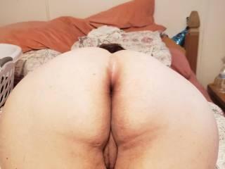 Luscious sweet ass