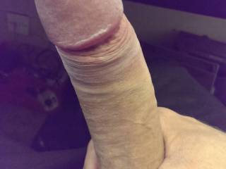 Riding your hard dick, feeling you hitting the bottom of my wet pussy as i bounce and moan like a bitch, draining your balls completely out of cum... Heaven!!!