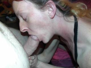 would love those lips slipping up and down my hard cock