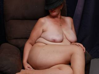 Bbw tits and pantyhose x