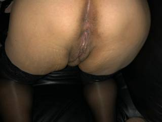 She has just received his cumshot deep in her pussy