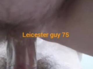Had a message off this couple in Coventry from off Zoig. He invited me over to fuck his wife as long as we filmed it. We\'ll got a bit carried away