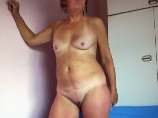 the wife poses for all you zoigsters before we fuck anyone else tempted ?