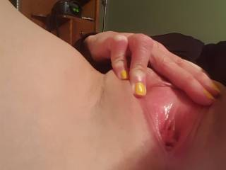 Pretty pussy view