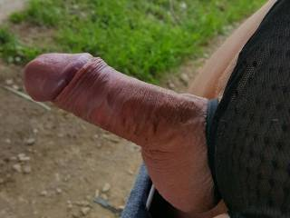 Getting Horny Outdoors Again!